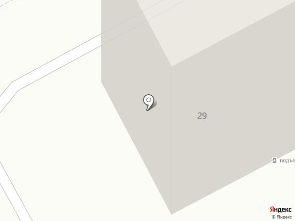 Black square на карте Придорожного
