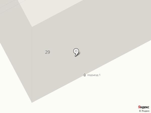 Babi на карте Придорожного