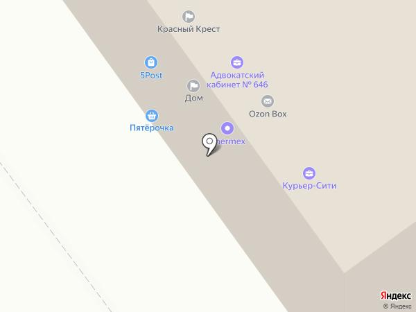 Промэлектромаш-Консалт на карте Самары