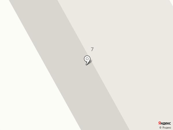 Южный город на карте Придорожного