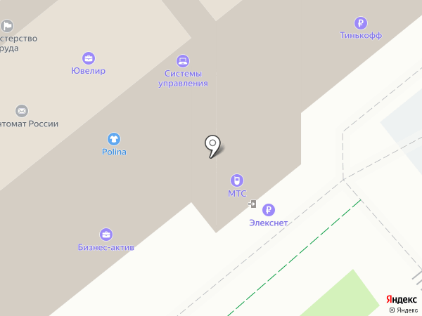 Красное & Белое на карте Самары