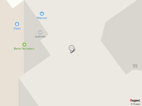 СЛОНЕНОК на карте Самары