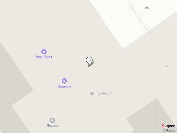 Крокус на карте Самары