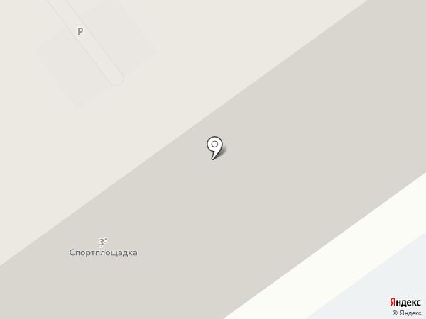 6 параллель на карте Самары