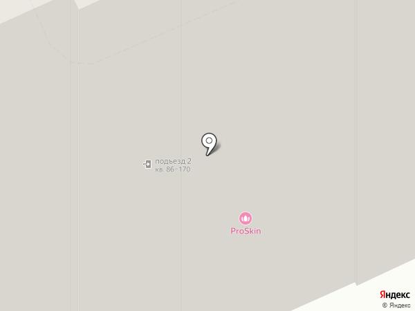 ГРАД, ЗАО на карте Самары