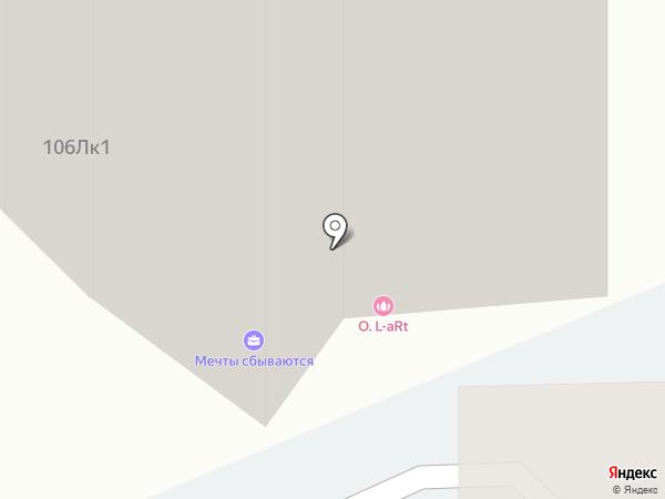 Венчер Инвест на карте Самары