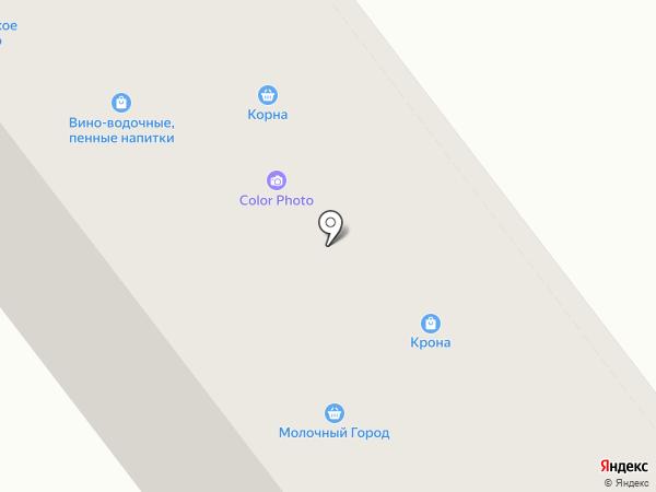 Бузулукское молоко на карте Самары