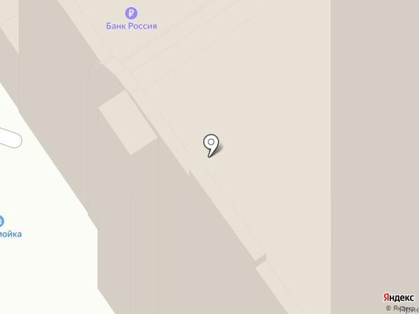 РОССИЯ на карте Самары