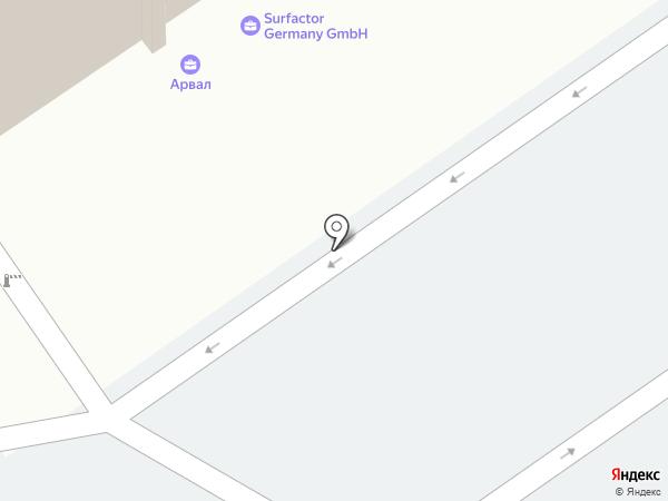 Быстроденьги на карте Самары