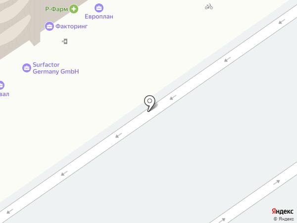 ServiceCompPlus на карте Самары