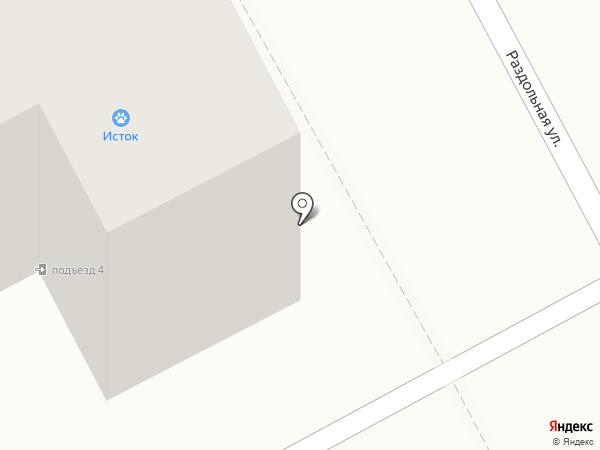 Школа фото и дизайна на карте Придорожного