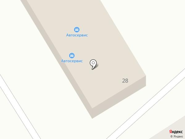 Артель Григорьева на карте Придорожного