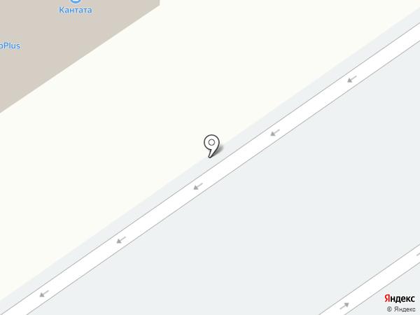 Garmin на карте Самары