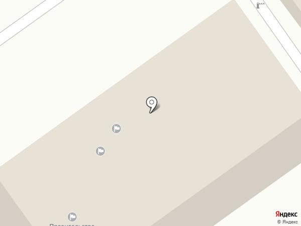Грандпроект на карте Самары