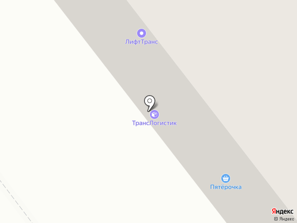АТД на карте Самары