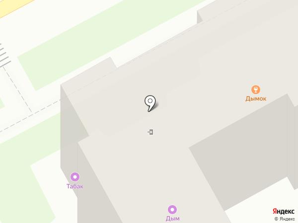 Шаротека на карте Придорожного