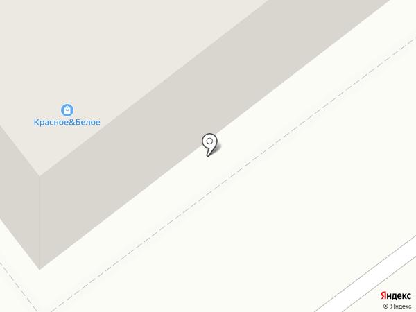 ХИстория на карте Самары