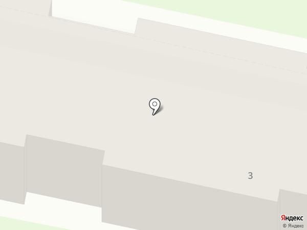Магазин продуктов на ул. Лета (Придорожный) на карте Придорожного