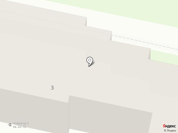 Абварикс на карте Придорожного