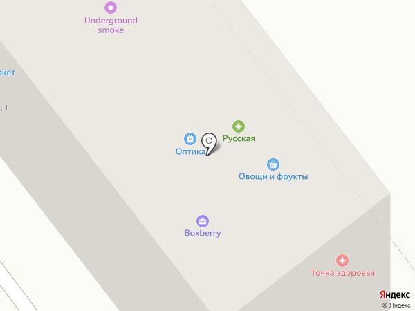 Стиль на карте Самары