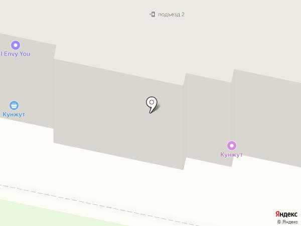 Моя деревня на карте Придорожного