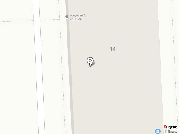 Пончик на карте Самары