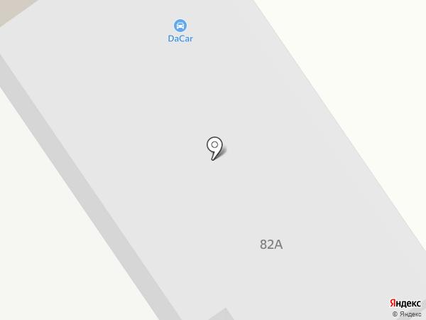 Азбука Авто на карте Самары