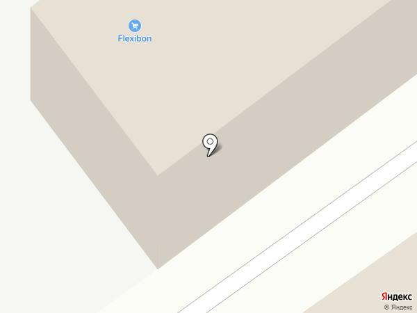НПО Азимут на карте Самары