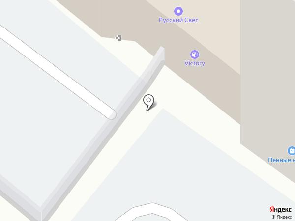 Идея на карте Самары