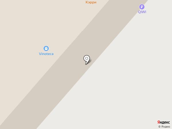 Pavlotti на карте Самары