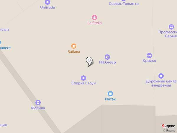Хот Маркет на карте Самары