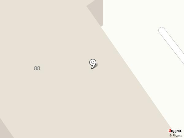 Партизан на карте Самары