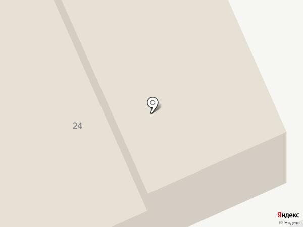 Обедофф на карте Самары