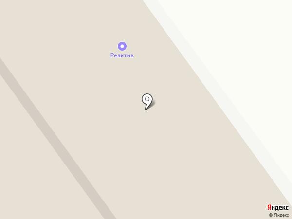 АЛЬФА на карте Самары