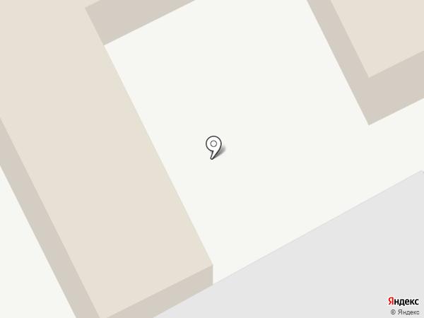 Спика на карте Самары