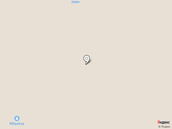Людмила на карте Самары