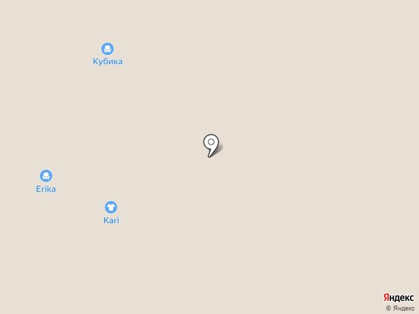 Аргос на карте Самары