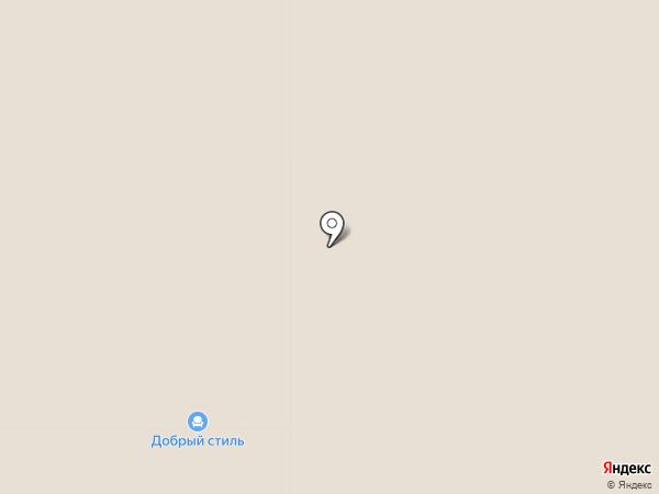 Мебельный салон на карте Самары