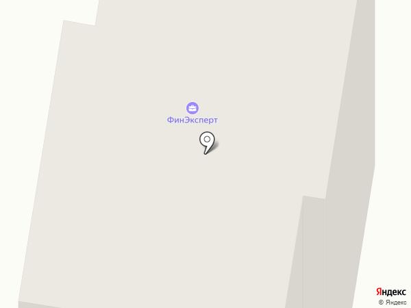ФинЭксперт на карте Самары