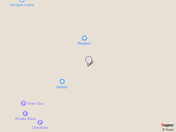 Keddo на карте Самары