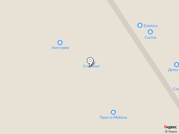 DK на карте Самары