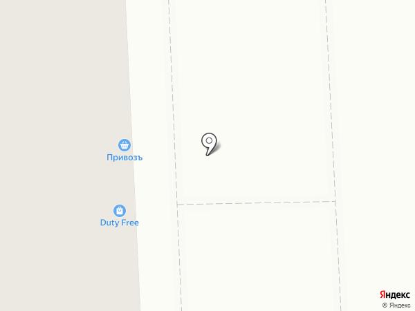 Привоз на карте Самары