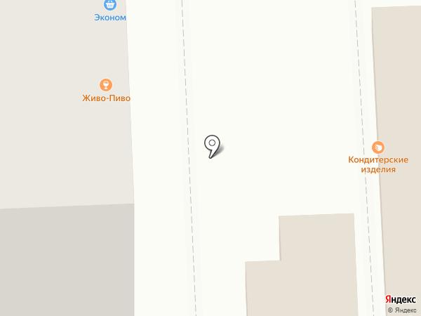КЛЁПА на карте Самары