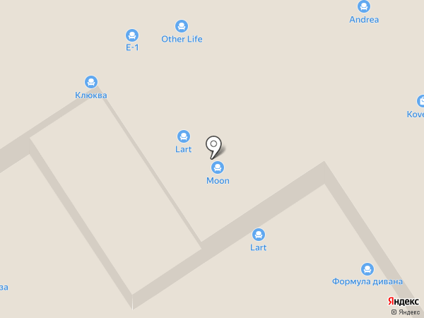 Кухни & Интерьеры на карте Самары