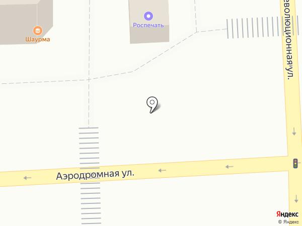 Сербиа на карте Самары