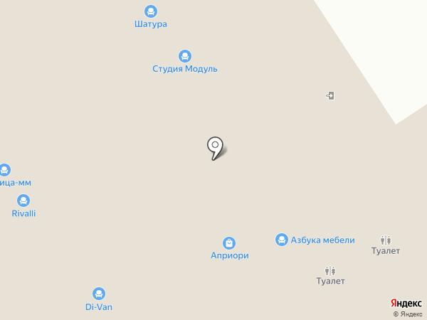 TopStar на карте Самары