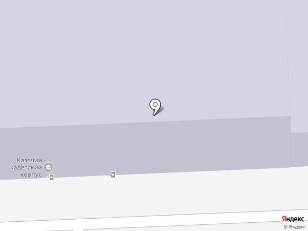 Сити на карте Самары