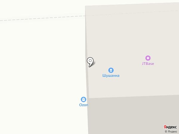София на карте Самары