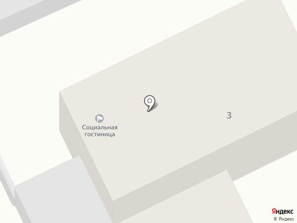 Перевозчик-1 на карте Самары