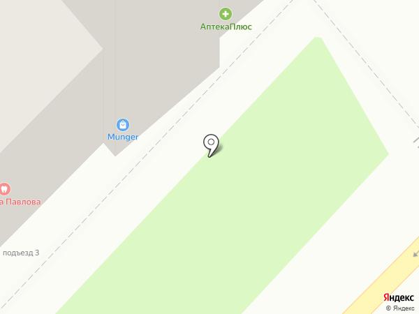 Аква-Мастер на карте Самары